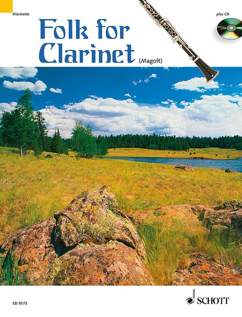 Folk-for-Clarinet-edition-with-CD-1-2-clarinets-9790001134095